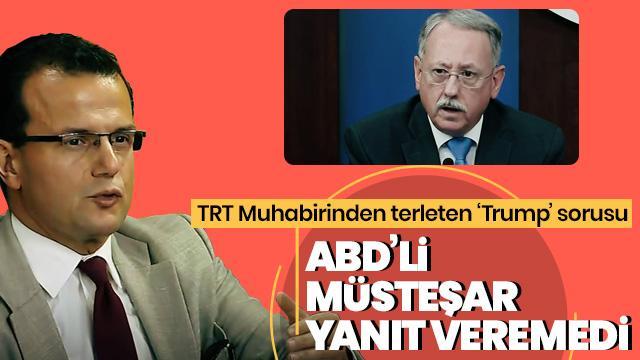 ABD Savunma Bakanlığı Müsteşarları Türk gazetecilerin F-35 sorularına cevap veremedi