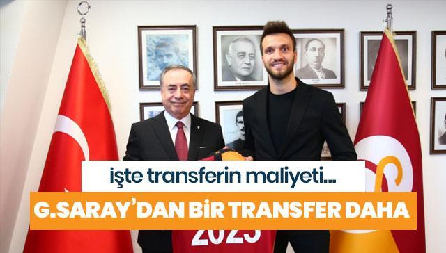 Okan Kocuk resmen Galatasaray'da! İşte maliyeti...