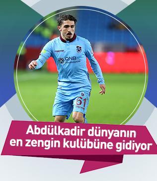 Manchester City, Trabzonsporlu Abdülkadir için 20 milyon Euro'yu gözden çıkardı