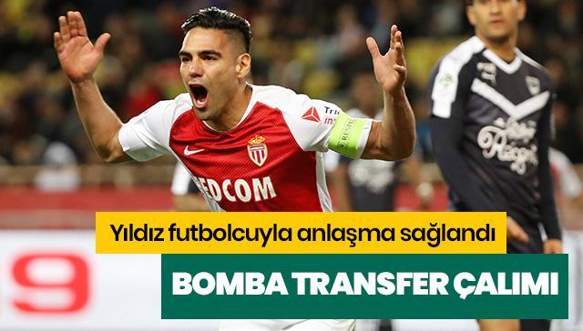 Bomba transfer çalımı! Yıldız futbolcuyla anlaşma sağlandı