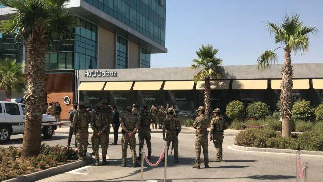 IKBY: Erbil'deki saldırı planlı bir terör saldırısı