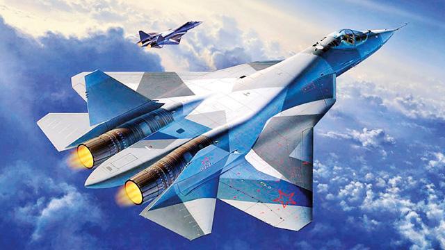 Rusya'dan Türkiye'yeSU-57 teklifi