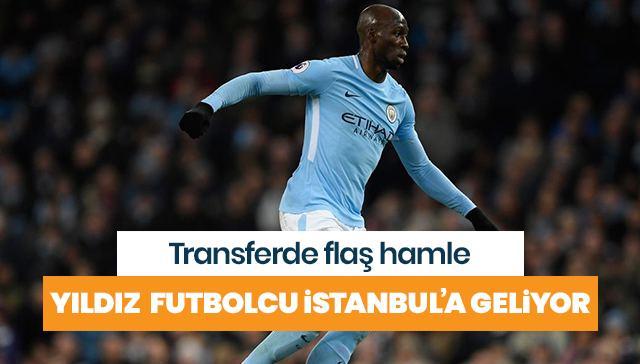 Fenerbahçe, Fransız stoper Mangala'yı renklerine bağlamak üzere