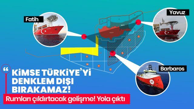 Kimse Türkiye'yi denklem dışı bırakamaz