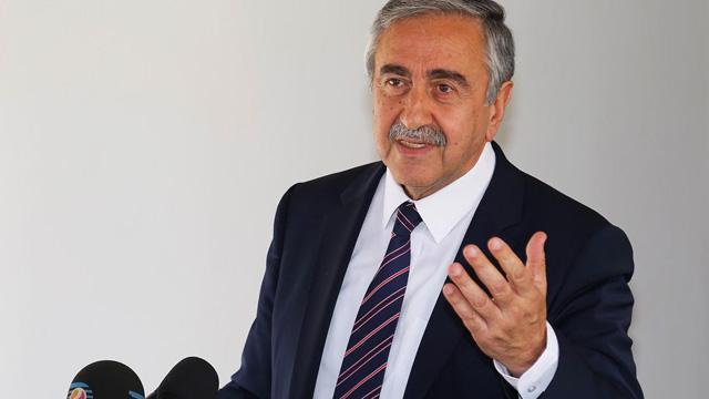 Mustafa Akıncı: Hepimiz Sayın Rum liderden açıklık istiyoruz