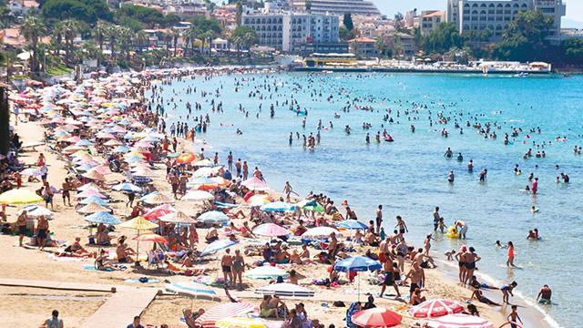 Avrupa'dan Antalya'ya akın