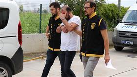 """Adana'da """"büyü yapma"""" bahanesiyle dolandırıcılık yaptığı iddia edilen zanlı tutuklandı"""