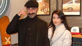 Metin Yıldız sevgilisi Gözde Karya'ya önce ilanı aşk etti sonra dövdü