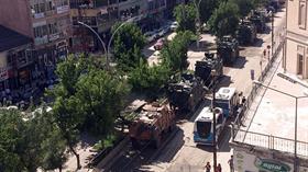 TSK tarafından Irak sınırına askeri sevkiyat yapıldı