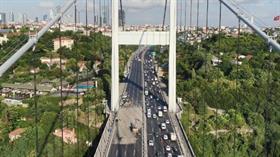 Bakan Turhan: FSM Köprüsü'nü Kurban Bayramı öncesi İstanbulluların hizmetine açacağız