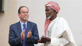 ABD'den Nijeryalı imama onur ödülü