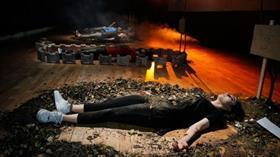 'HAMR' oyunu Altındağ'da sahne aldı