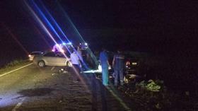 Rusya'da meydana gelen trafik kazasında 3'ü çoçuk 7 kişi öldü