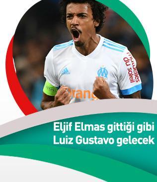 Fenerbahçe Eljif Elmas'ı Napoli'ye sattığı gibi Luiz Gustavo'yu kadrosuna katacak