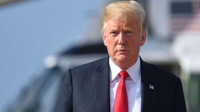 Trump'tan Cumhuriyetçi senatörlere 'Türkiye' daveti