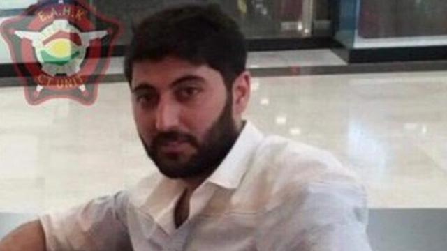Erbil'deki saldırının faili HDP'li Dersim Dağ'ın ağabeyi olduğu ortaya çıktı