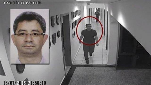 FETÖ'cü Kemal Batmaz'a 19 gün hücre cezasına çarptırıldı