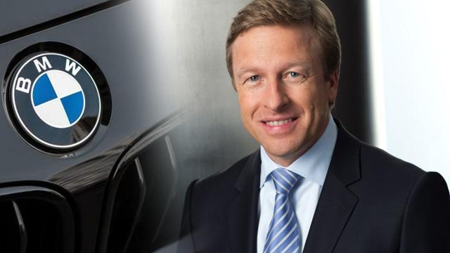 Alman otomotiv devi BMW'nin yeni CEO'su belli oldu