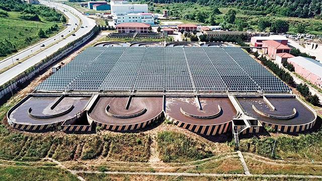 Dünyanın en büyükGES projesi Türkiye'de