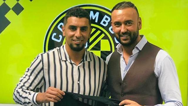 Youness Moktar, MLS Ligi ekiplerinden Colombus'la anlaştı
