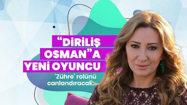 Diriliş Osman dizisi oyuncu kadrosunda sürpriz isim!