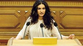 Terör örgütü PKK yandaşı Cansu Özdemir, skandal paylaşımı nedeniyle hakim karşısına çıkacak
