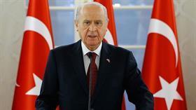 MHP Genel Başkanı Bahçeli'den Davutoğlu'na sert tepki