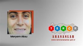 Son dakika... Turuncu listedeki terörist Meryem Aksu öldürüldü