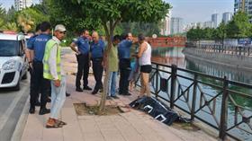 Adana'da sulama kanalında kadın cesedi bulundu
