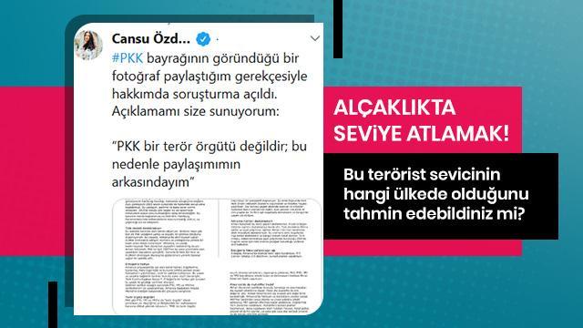 Skandal PKK paylaşımı! Hakim karşısına çıkacak