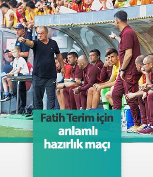 Galatasaray, Fiorentina ile hazırlık maçı yapacak