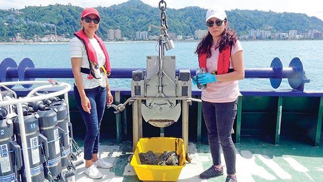 Karadeniz'de plastik tehlikesi