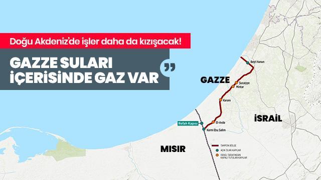 Hamas Siyasi Bürosu Başkanı İsmail Haniyye: Gazze suları içerisinde gaz var