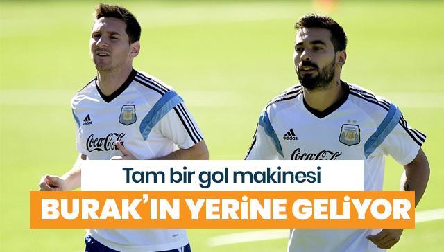 Arjantinli yıldız Ezequiel Lavezzi, Beşiktaş'a önerildi