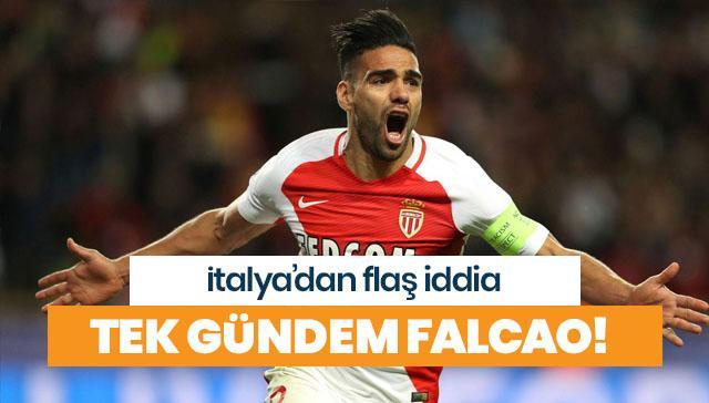 Galatasaray'da gündem Falcao! İşte yapılan teklif