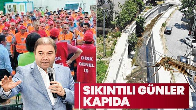 İstanbul'da 90'lara dönüş