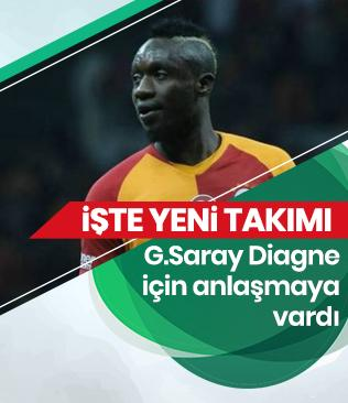 Galatasaray, Suudi Arabistan takımı Al Nassr ile Diagne için anlaşmaya vardı