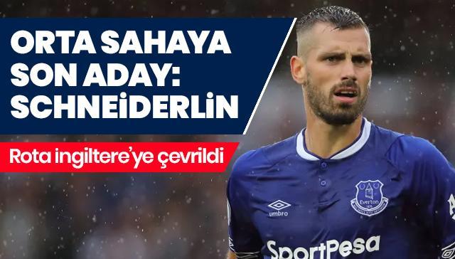 Galatasaray'da orta sahaya son aday: Morgan Schneiderlin