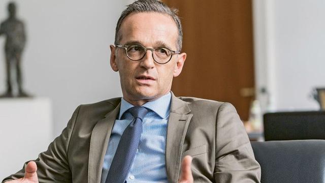 Almanya Dışişleri Bakanı Maas: (Hürmüz Boğazı'nda yaşananlar) Burada söz konusu olan bir savaşı önlemek
