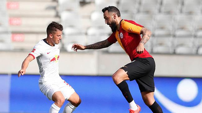 Galatasaray'da flaş Mitroglou kararı!