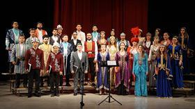 Sırbistan'da TÜRKSOY konseri