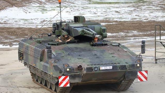 Zırhlı Muharebe Aracı Puma'da maliyet hedefi katladı
