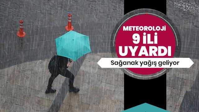 Bugün hava durumu nasıl olacak? Son dakika 21 Temmuz Meteoroloji'den İstanbul, Ankara, ve il il hava durumu tahmini!