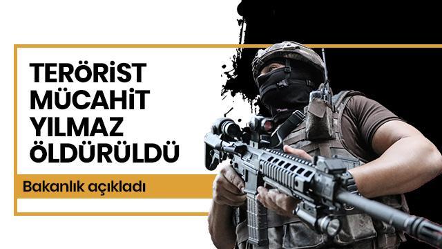 Diyarbakır'da terör operasyonu! Kırsal alandan gelen terörist etkisiz hale getirildi