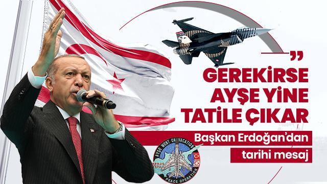 """""""Karşınızda Türkiye'yi bulursunuz"""""""