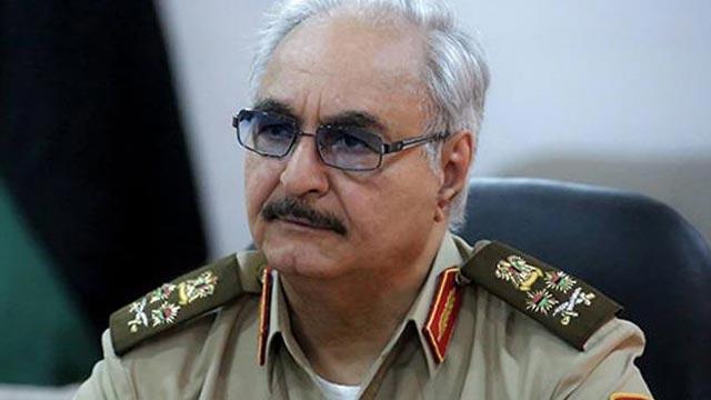 Libyalı kadın vekil Siham Sergiva'nın kaçırılmasından Hafter sorumlu tutuldu