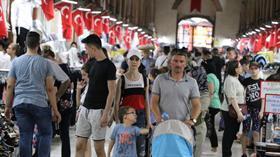 Gurbetçiler Edirne esnafının yüzünü güldürüyor