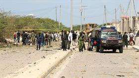 Somali'de bombalı saldırıda 10 kişi hayatını kaybetti
