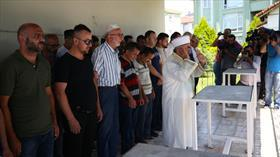 Düzce'deki selde hayatını kaybeden Cengiz Töngel toprağa verildi