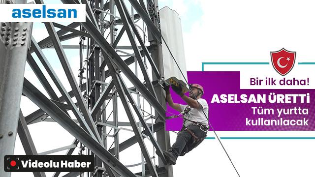 Türkiye'den biri ilk daha! Yerli ve milli 5G uyumlu mobil iletişim anteni